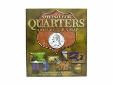 Whitman - National Park Quarters Collector's Map