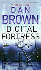 Dan Brown Digital Fortress paperback book