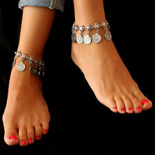 Women Girl Sexy Squirrels Anklet Bracelet Foot Ankle Chain Barefoot Sandal Beach