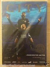 LEICESTER CITY V MANCHESTER UNITED (28/11/2015) *JAMES VARDY RECORD BREAKING*