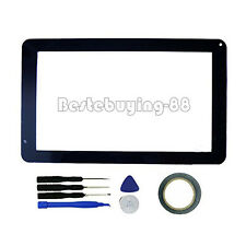 USA New Digitizer Touch Screen Panel For PROSCAN PLT9606G 9-Inch Tablet PC