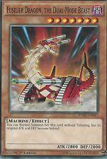 YU-Gi-Oh card: FUCILIERE Drago, il dual-mode Bestia-sdmp-en015 - 1st Edizione