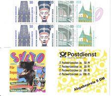 """GERMANIA 1994 LIBRETTO """"SALTO""""   MH 31  NUOVO COMPLETO  MNH ** (6)"""