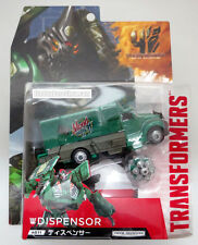 Transformers Age of Extinction AOE Movie AD11 AD-11 Dispensor Japan ONLY NEW