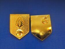 N°32 insigne militaire pucelle armée régiment infanterie artillerie génie etc