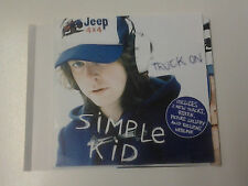 Simple Kid Truck On CD Single (CD2) includes poster