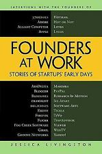 Founders at Work: Stories of Startups' Early Days, Livingston, Jessica, Acceptab
