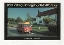 The Dorking Ockley Royal Mail Postbus Postcard 427a