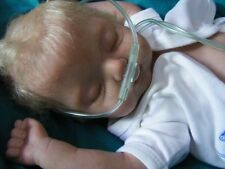 Reborn Doll Preemie Nasal Cannula Genuine Hospital Item