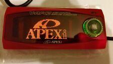 RARE RED APEXI VAFC2 VTEC AIR FLOW CONVERTER AFC II VAFC 2 controller honda