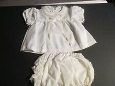 Vintage baby Christening outfit size Medium