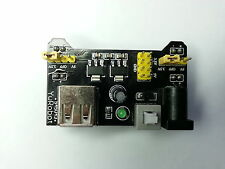 Carte de prototypage alimentation 5/3.3 v (mb102), freep & p-uk - Prototype AVR, pi, arduino, pic
