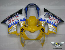 NT Yellow Blue Injection Plastic Fairing Fit for Honda 1999-2000 CBR600 F4 y008