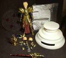 Chogokin Gilgamesh archer figure fate zero stay night grand order type moon