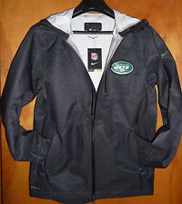 NFL New York Jets Raincoat Storm-Fit Nike Jacket On-Field Mens Womens $210 S