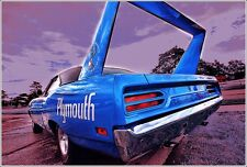 1970 Plymouth Road Runner Superbird Photo Art Print 13x19 383 440 426 HEMI
