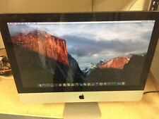 "iMac 21.5"" MC309LL/A (Core i5 – 2.5Ghz – 8GB Ram – 500GB HD) Warranty"