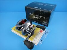 NEW Shimano Chronarch CI4 + 151HG 151 HG LH U.S MODEL Reel **1-3 DAYS DELIVERY**