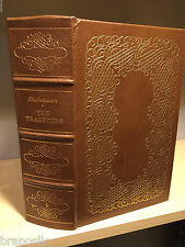 Easton Press   William Shakespeare The Tragedies  100 Greatest