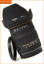 Sigma 18-50mm F2.8 DC EX AF Zoom Lens. Canon EOS + spedizione gratuita nel Regno Unito
