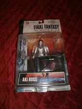 FINAL FANTASY THE SPIRTS WITH IN FANTASY BECOMES REALITY AKI ROSS