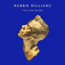 CD Robbie Williams- take the crown  602537168071