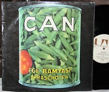 Can - Ege Bamyasi (UA UK) Original UK Pressing Kraut Rock Breaks LP