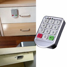 Digital Drawer Electronic Password Keypad Cabinet Door Code Locks Tool