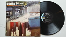 SUNSET BLUES BAND - Funky Blues 1969 ELECTRIC BLUES FUNK (LP) Sunset Records