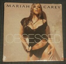 "VERY RARE SEALED MARIAH CAREY OBSESSED ORIGINAL 2009 12""VINYL RECORD LP"