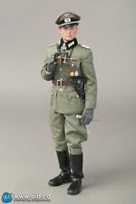 "DID 1/6 Scale 12"" WWII German Wehrmacht Heer Tiger Ace Otto Carius Standard"