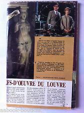 b)Télé poche 28/01/1984; Dorothée, la star des enfants/ Vedette au Louvre/ Radio