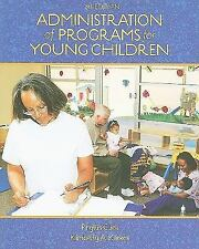 Administration Of Programs For Young Children by Click
