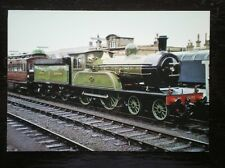 POSTCARD NORTH EASTERN RAILWAY CLASS M 440 LOCO NO 1621