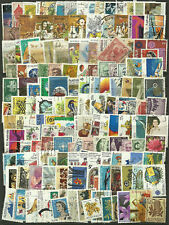 Collection Packet 400 Different AUSTRALIAN Stamps Mixture Pre Decimal & Decimal