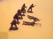 AIRFIX MODEL TOY SOLDIERS AMERICAN 1/32 PLASTIC KIT INFANTRY WARFARE WAR WARGAME