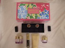 ESTEE LAUDER 7 PC. SET-*GIFT FOR YOU* TIME ZONE, LIPSTICK, MASCARA, PLEASURES