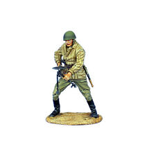 RUSSTAL036b Russian Sailor with DP LMG - Helmet by First Legion