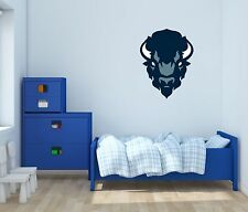 Howard Bison NCAA Football Wall Decal Vinyl Sticker For Room Home