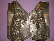 Antique Chocolate Mold Candy Mold Easter Mold Bunny Butter Mold