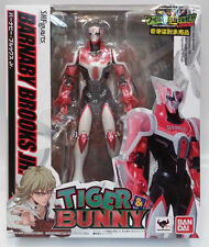 "Bandai S.H.Figuarts Barnaby Brooks Jr. Tiger & Bunny 6"" Action Figure"