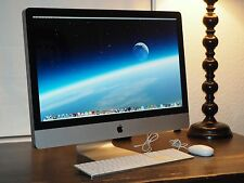 "MAXED! 27"" Apple iMac 3.1 GHz i5 + 1 TB 7200 RPM Hard Drive + 32 GB RAM + EXTRAS"