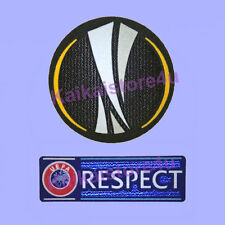 2015-16 UEFA Europa League+RESPECT Patches Football Badges For Soccer Jersey