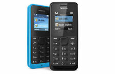 Brand New Nokia 105 Single Sim Mobile Phones With Manufacture Warranty