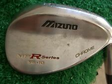 Mizuno MP R Series Chrome 56* sand wedge/dynamic gold wedge steel MRH Bounce 10*