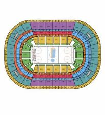 (2) Chicago Blackhawks vs Calgary Flames Tickets 10/24/16 (Chicago) Aisle seats