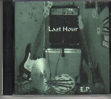 (BM110) Last House, Last Hour EP - 2002 DJ CD