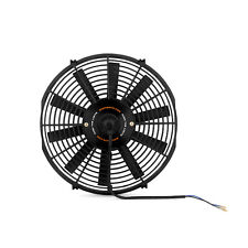 "Mishimoto 14"" Slim Line Electric 12v Fan - Black"