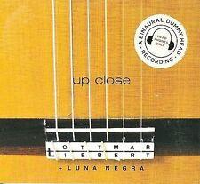 Up Close [Digipak] by Ottmar Liebert (CD, Aug-2008, Spiral Subwave)