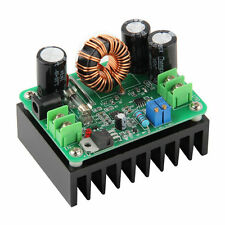 DC-DC 600W 10-60V to 12-80V Boost Converter Step-up Module car Power Supply UL